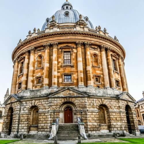 Educational Tours, School Tours to Oxford, Oxford University