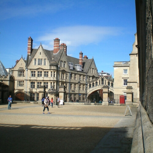 School Tours to Oxford, Educational Travel, Educational Tours