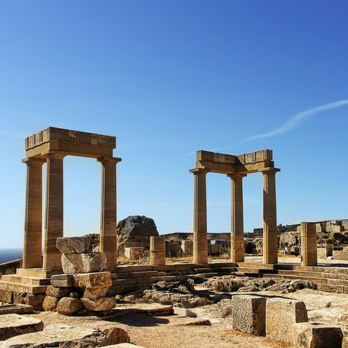 Rhodes, Ancient History, Exchange Me Educational Tours